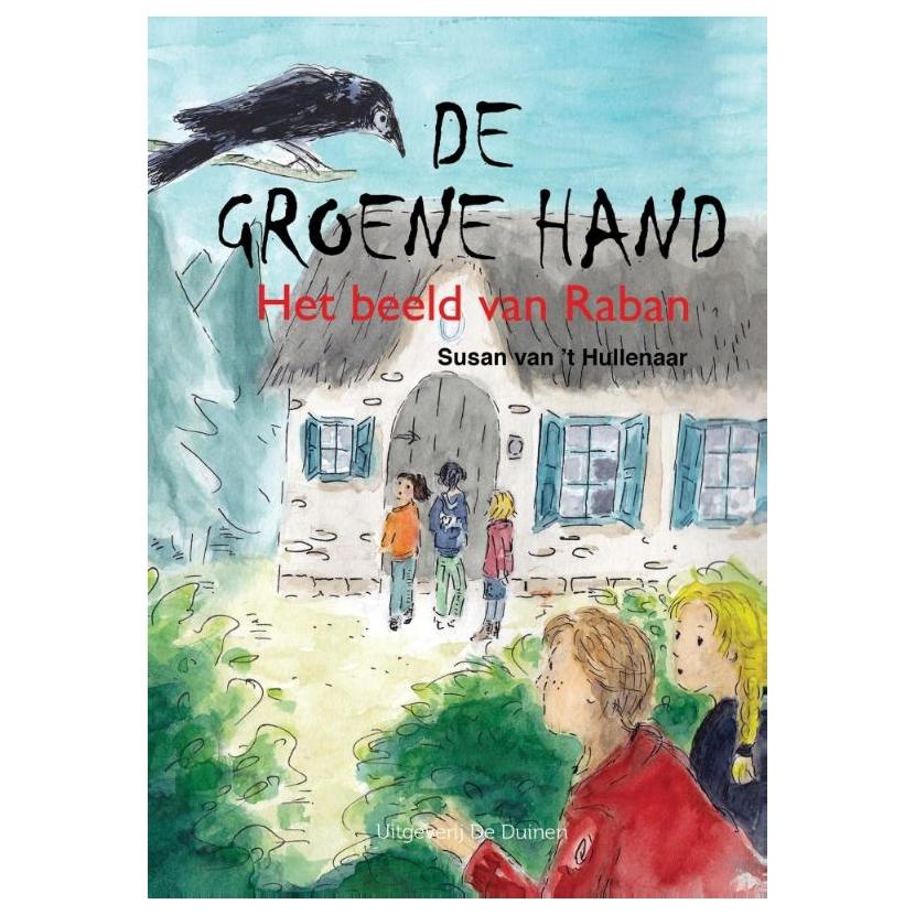 De groene hand het beeld van raban online kopen - Beeld het meisje van ...