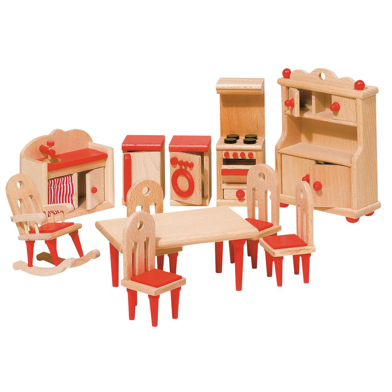 Poppenhuis meubeltjes keuken online kopen for Meubels poppenhuis