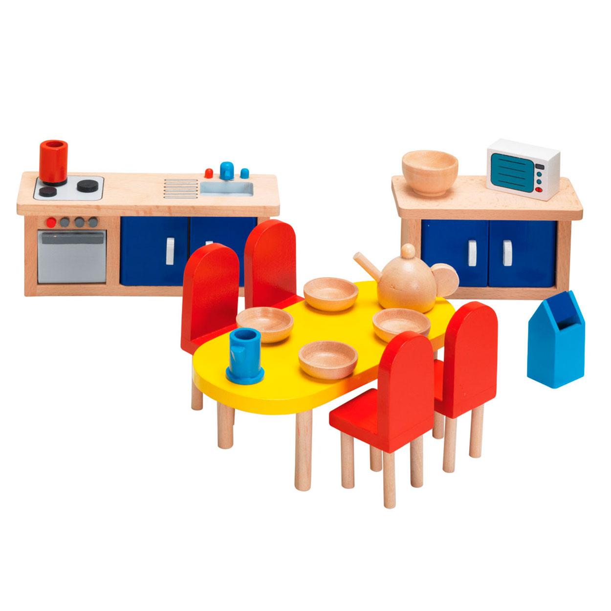 Ziekenhuis poppenhuis meubeltjes keuken online kopen for Meubels poppenhuis