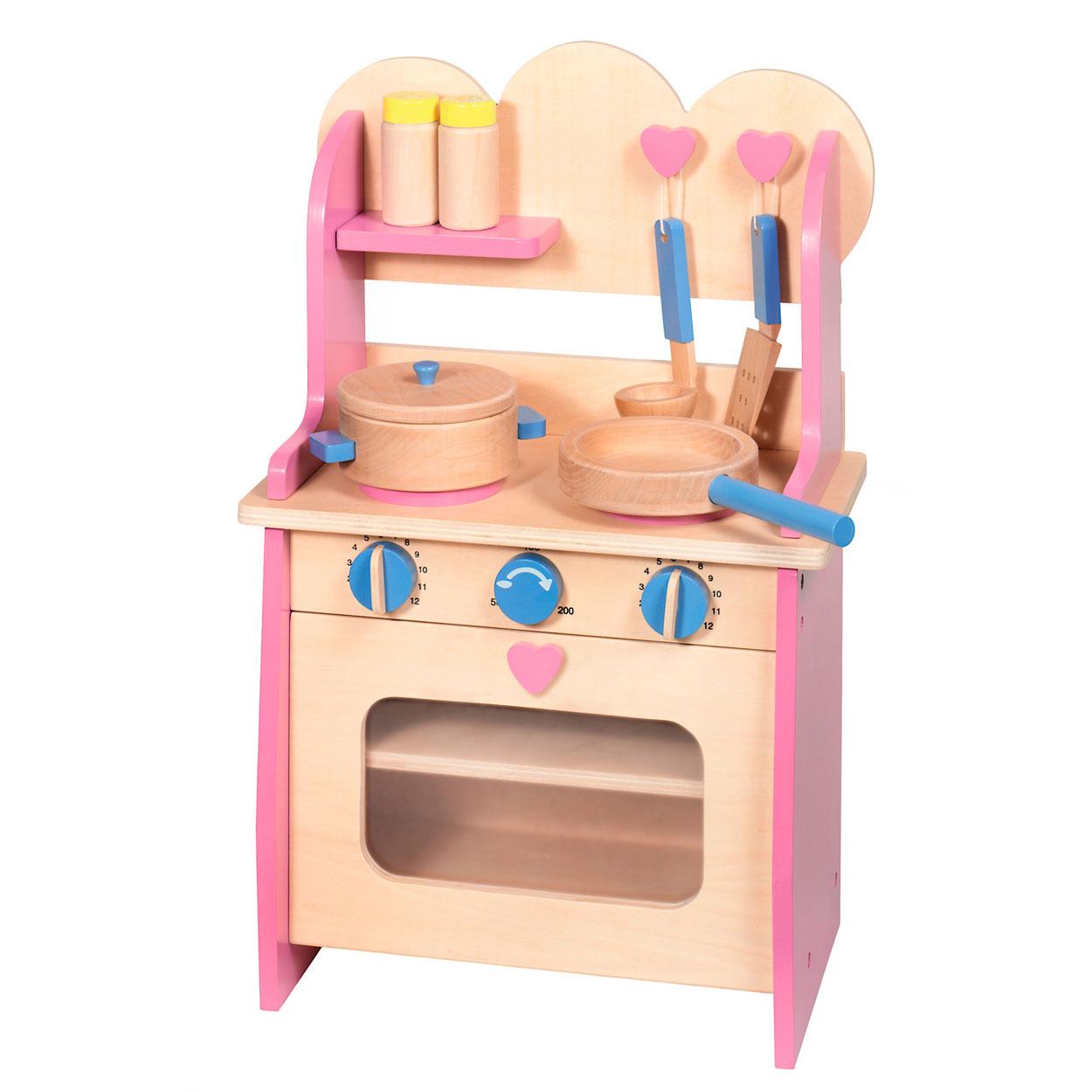Speelgoed Keuken Hout : Keuken Hout Roze online kopen Lobbes.nl