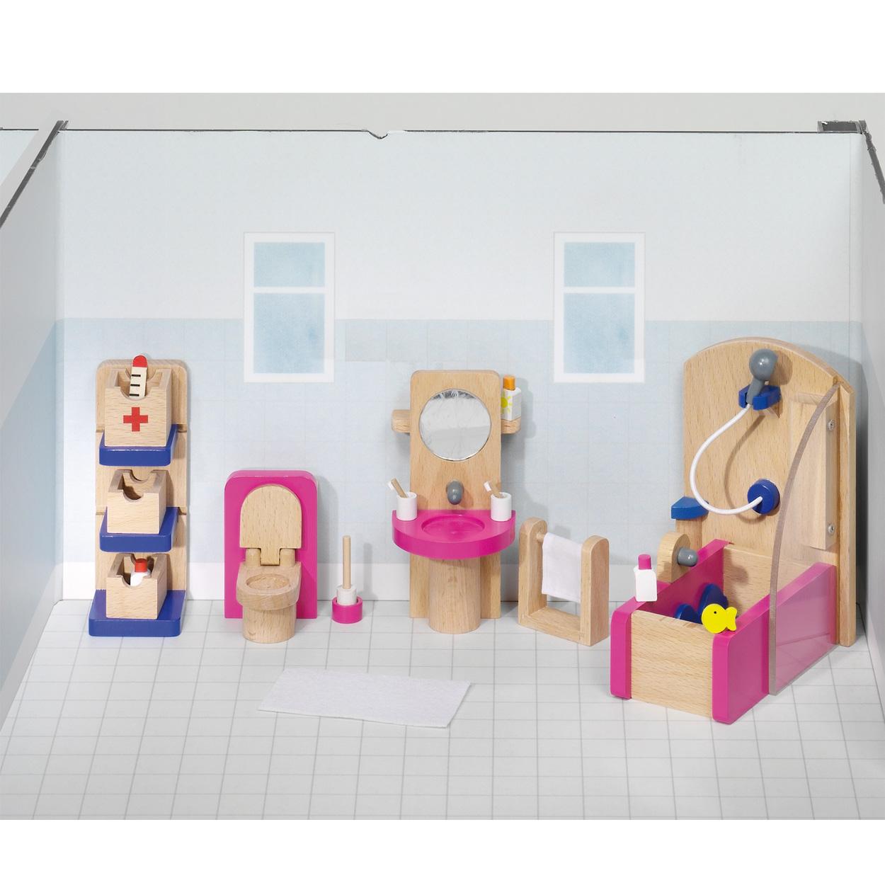 poppenhuis meubeltjes badkamer online kopen lobbesnl
