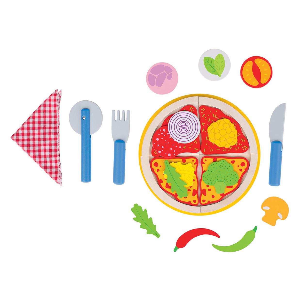 Disney Keukenaccessoires : Restaurant Pizza, 26dlg online kopen Lobbes nl