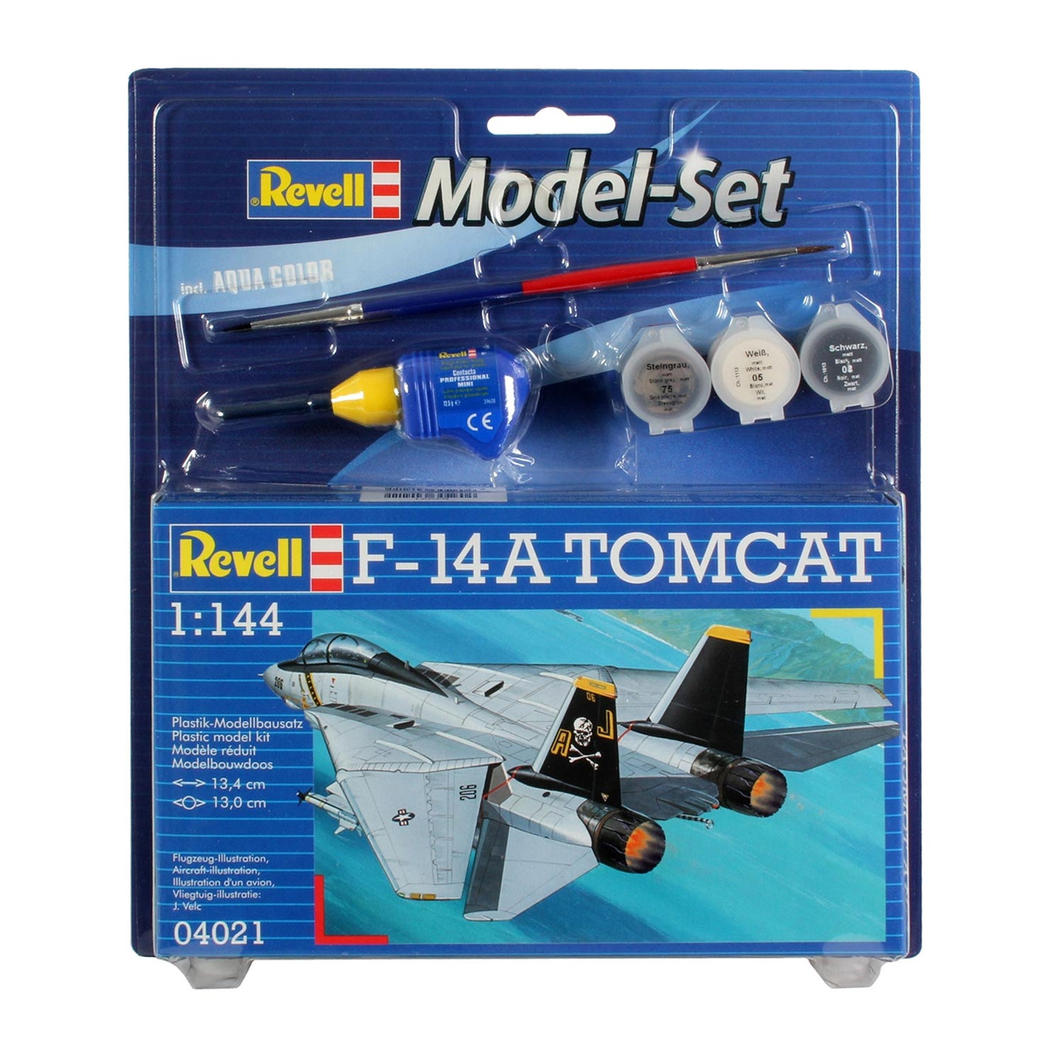 Revell Model Set - F-14A Tomcat