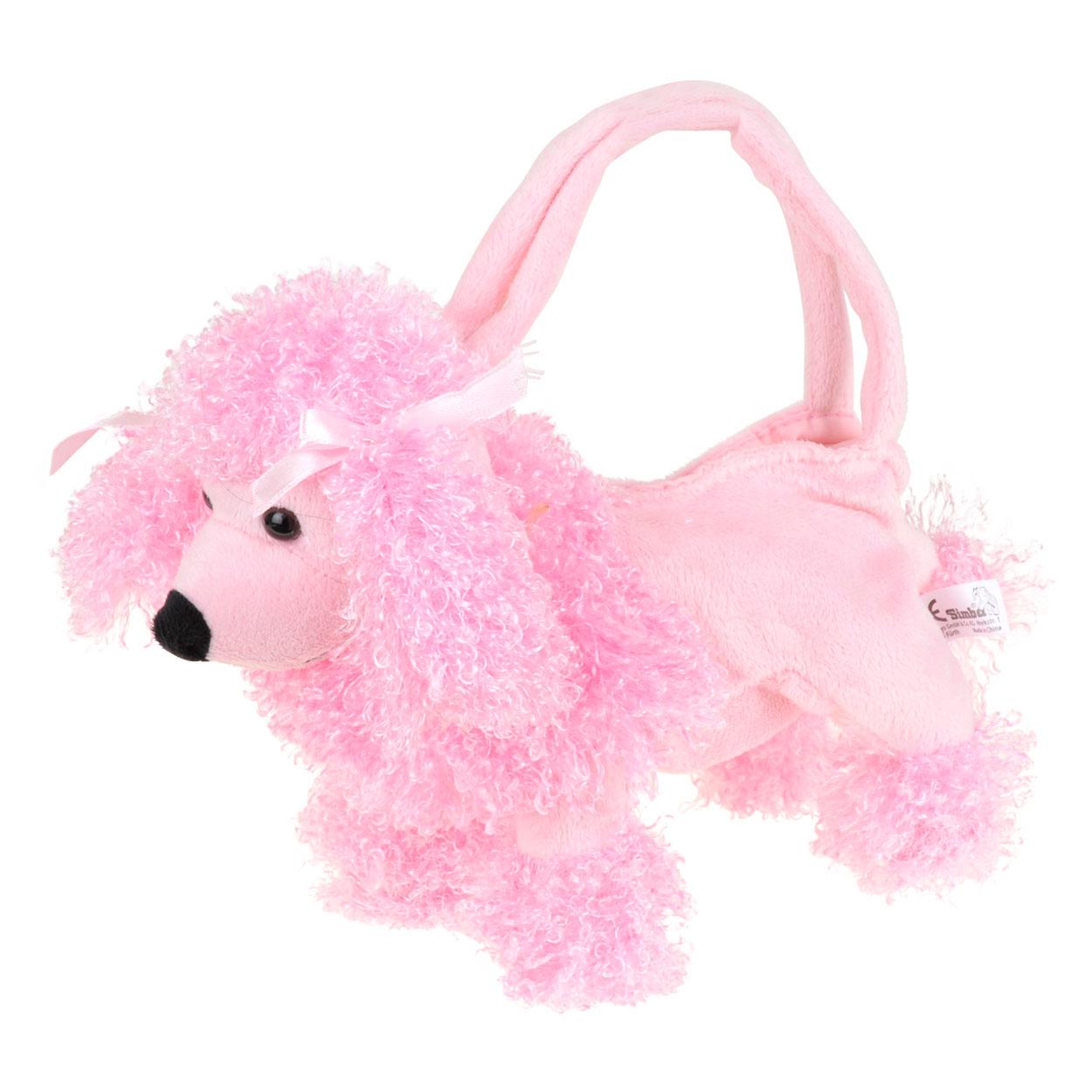 Tassen Ontwerp Wedstrijd : Handtas poedel roze kopen lobbes