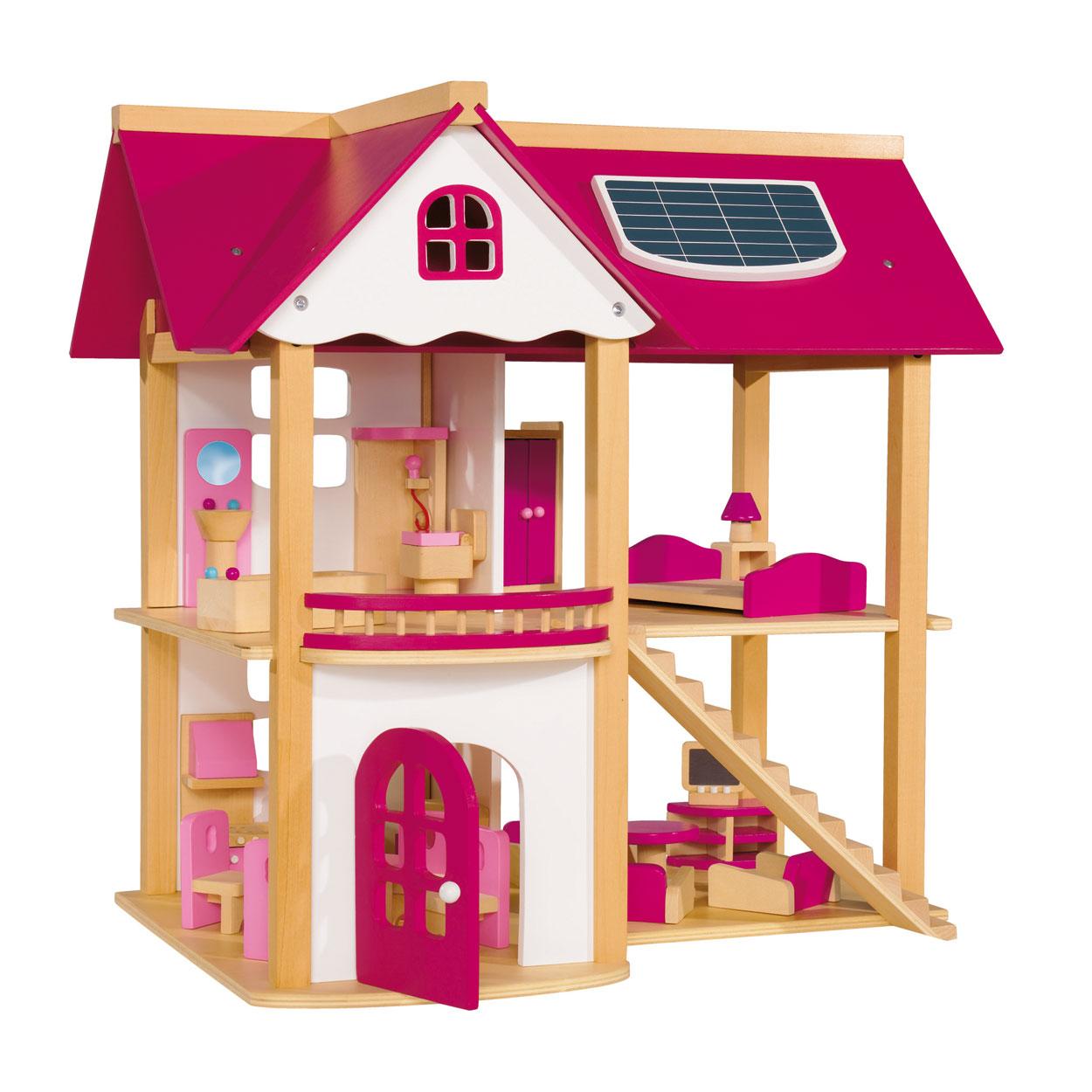 Beste Eichhorn Poppenhuis Groot online kopen | Lobbes Speelgoed XB-02