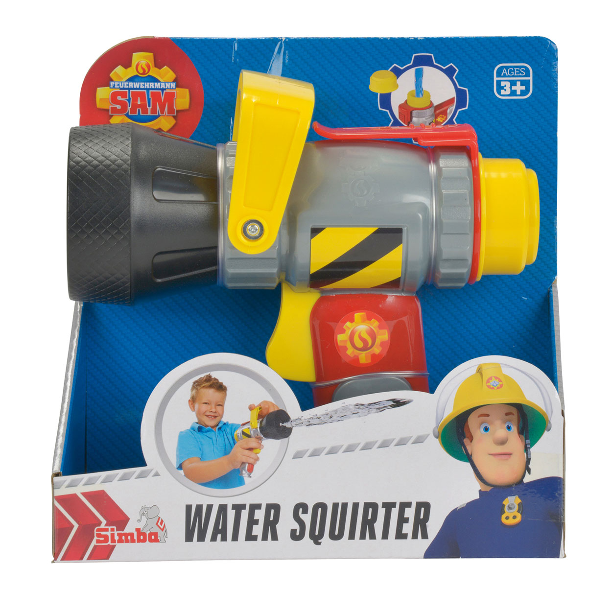 Brandweerman Sam Waterpistool
