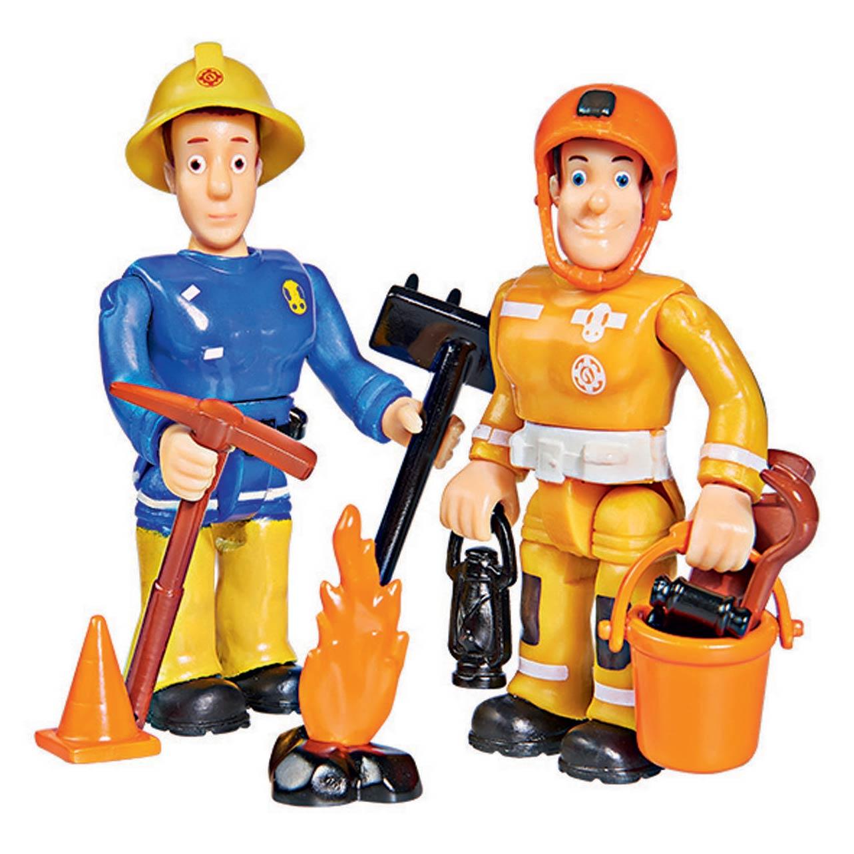 Iets Nieuws Brandweerman Sam Speelfiguren - Sam en Arnold online kopen | Lobbes.nl &FC65
