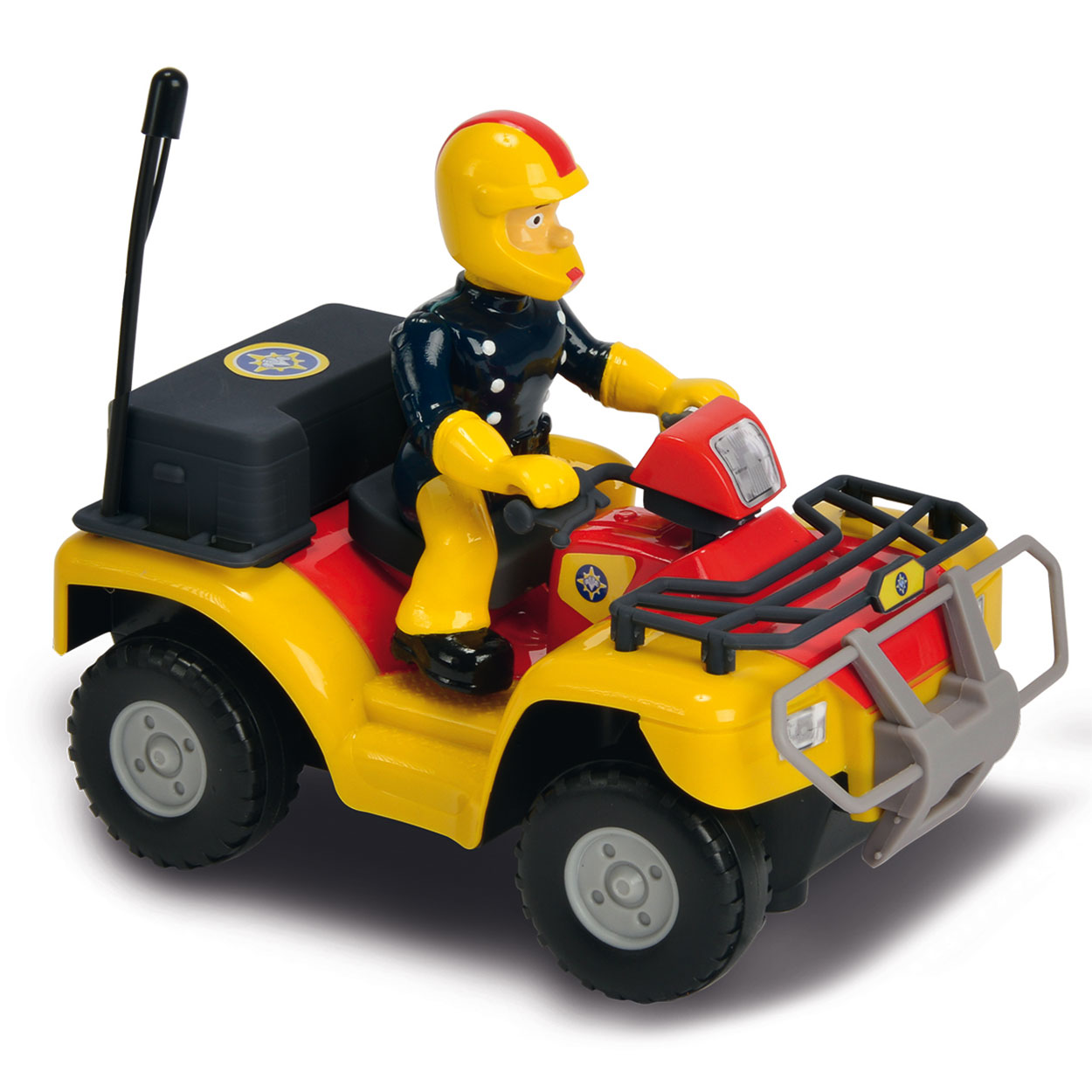 Brandweerman Sam RC Quad online kopen : Lobbes.nl