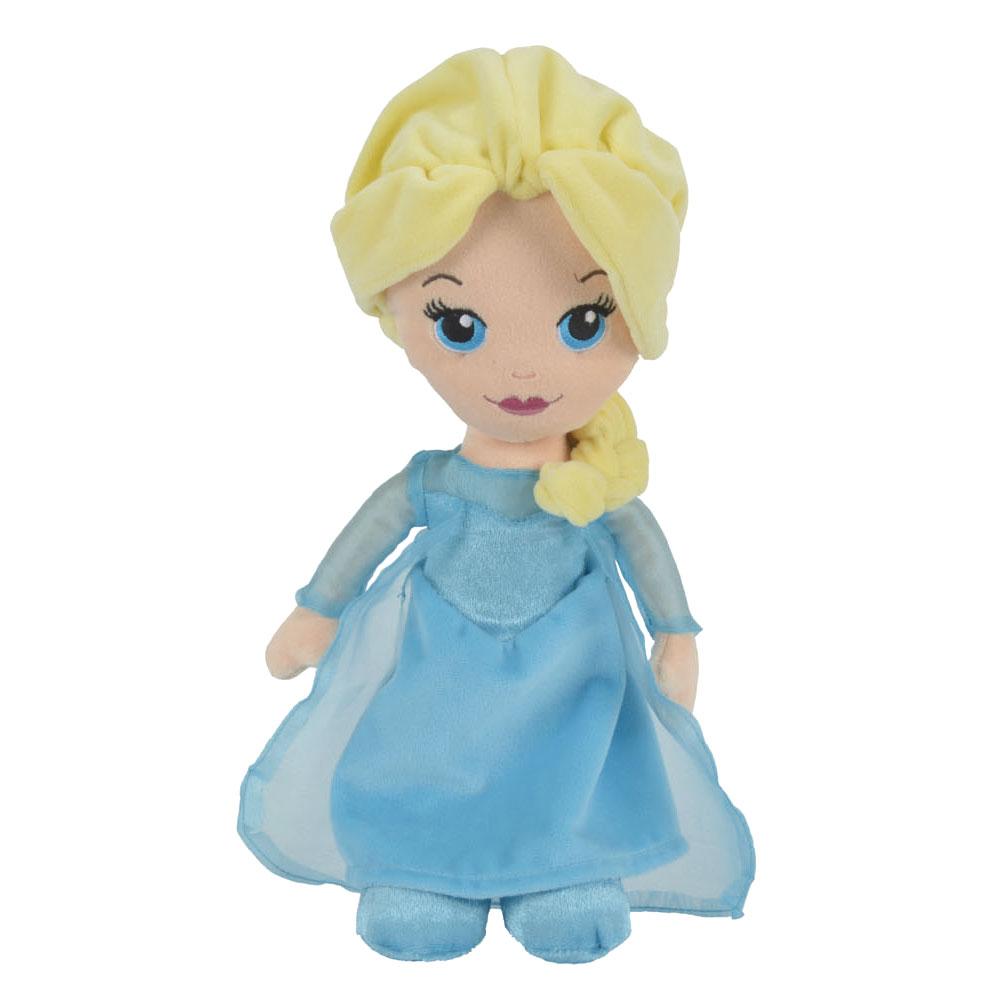4f14364de3cf8b Disney Frozen Knuffel - Elsa, 25cm online kopen   Lobbes Speelgoed