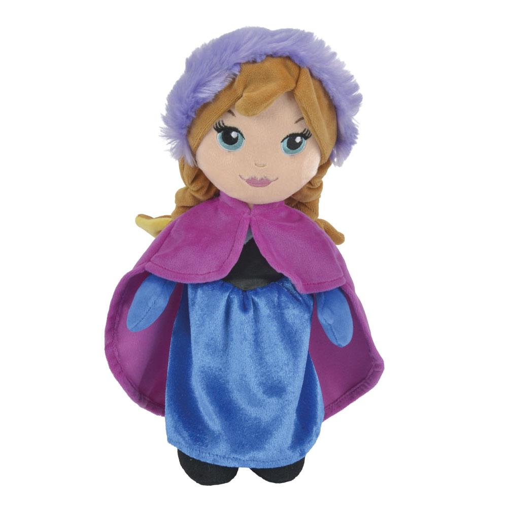 4879aae4ec826f Disney Frozen Knuffel - Anna, 25cm online kopen | Lobbes Speelgoed