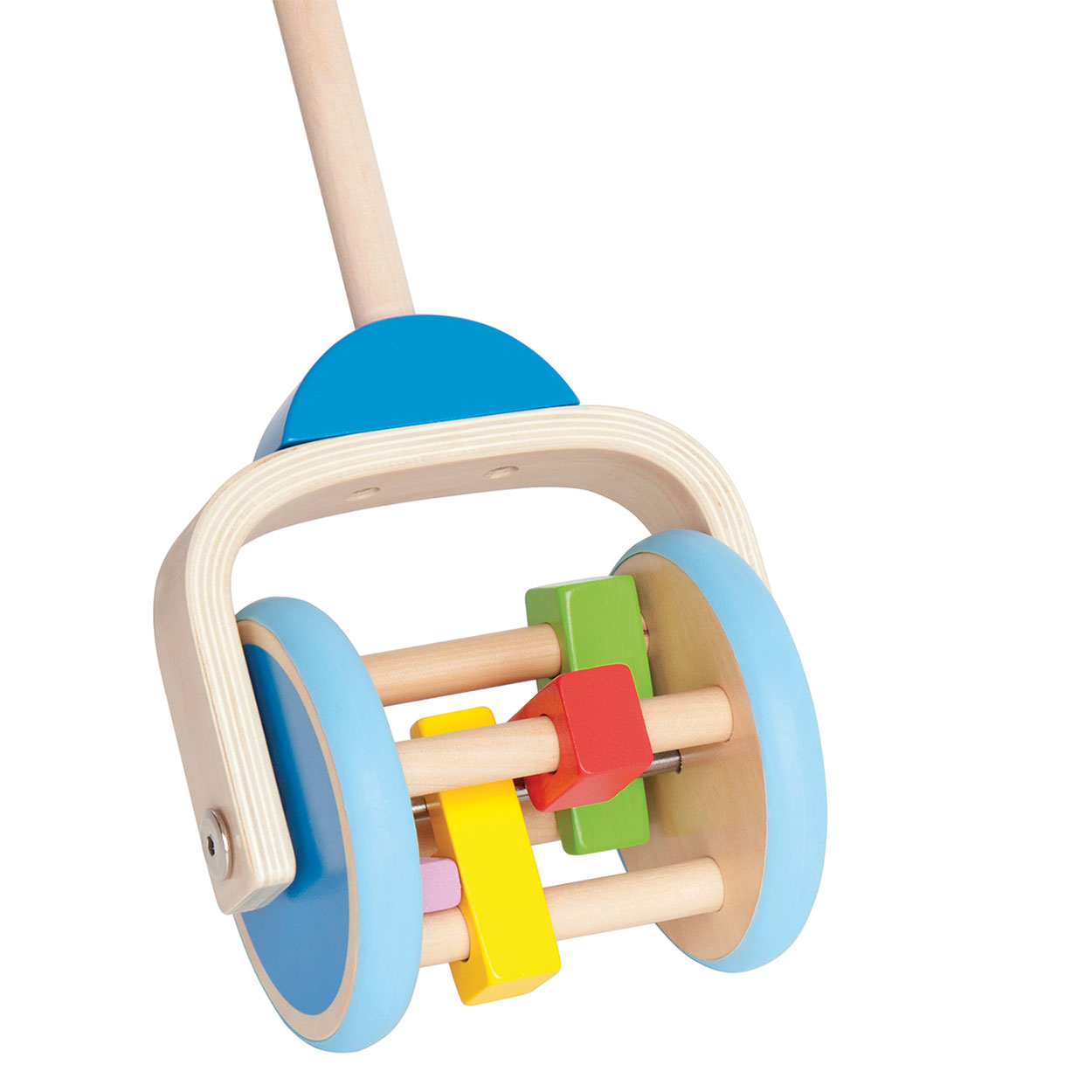 Hape Grasmaaier Push and Pull