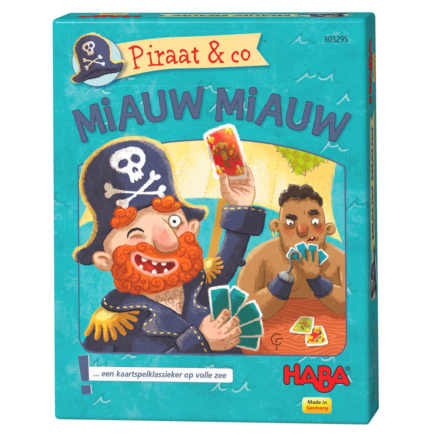 Haba Piraat & Co - Miauw Miauw