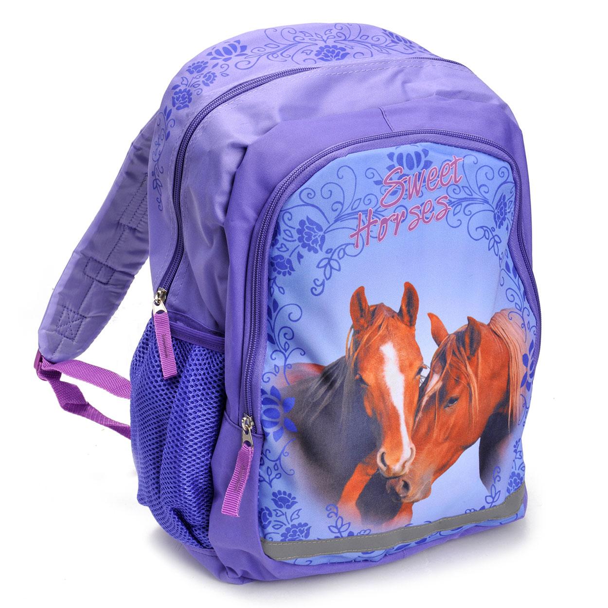 Tassen Ontwerp Wedstrijd : Sweet horses rugtas kopen lobbes