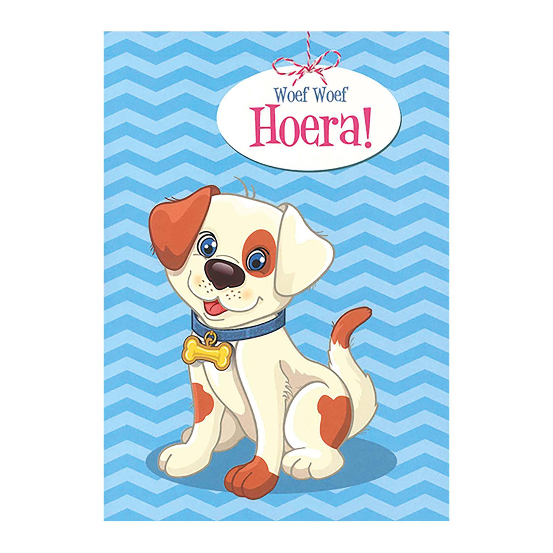 Wenskaart Verjaardag Hond