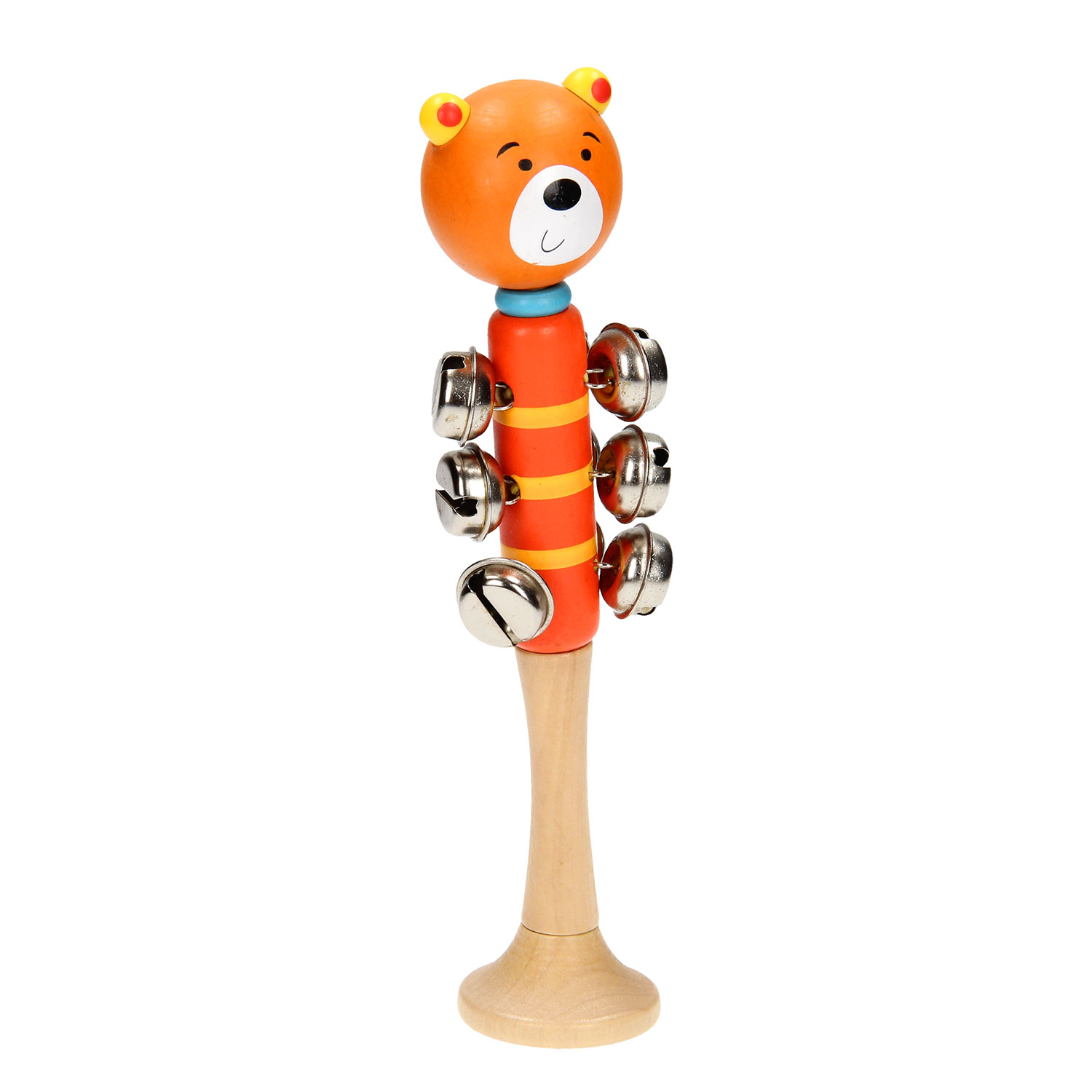 Jingle-stick Dier Oranje