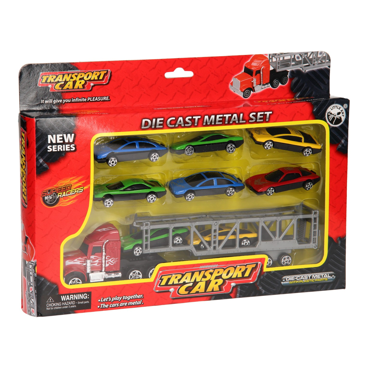 Autotransporter Die-Cast