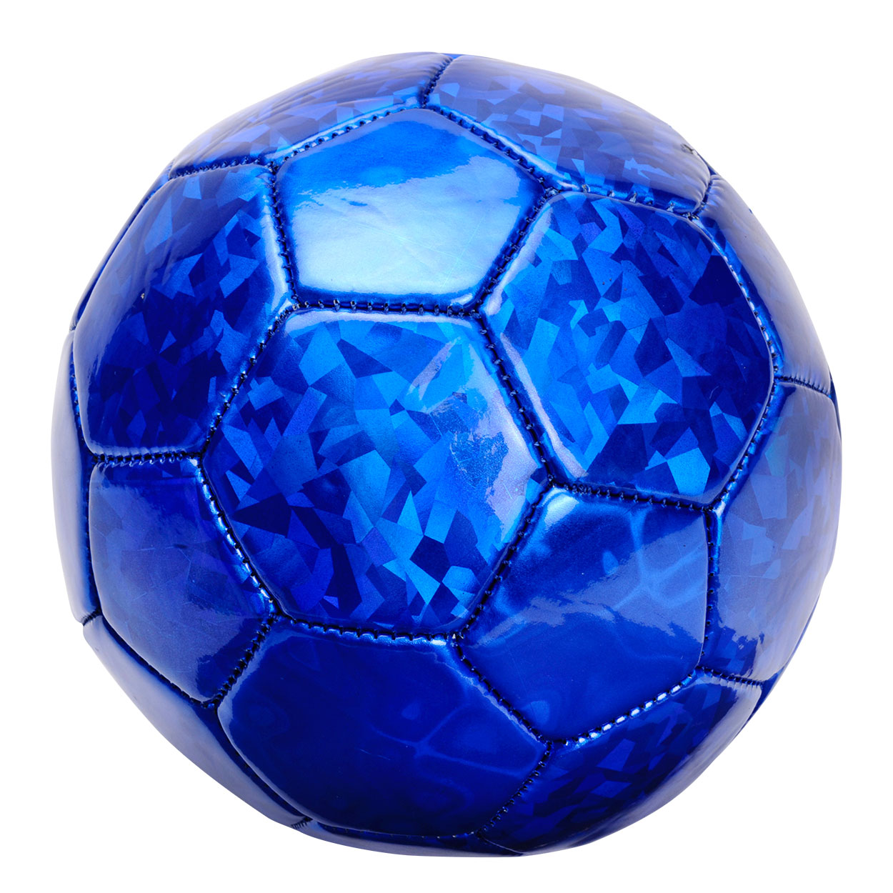Mini Voetbal Metallic
