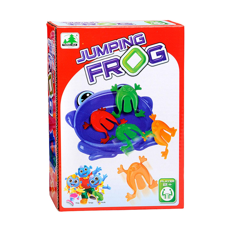 Spel Springende Kikker online kopen   Lobbes Speelgoed