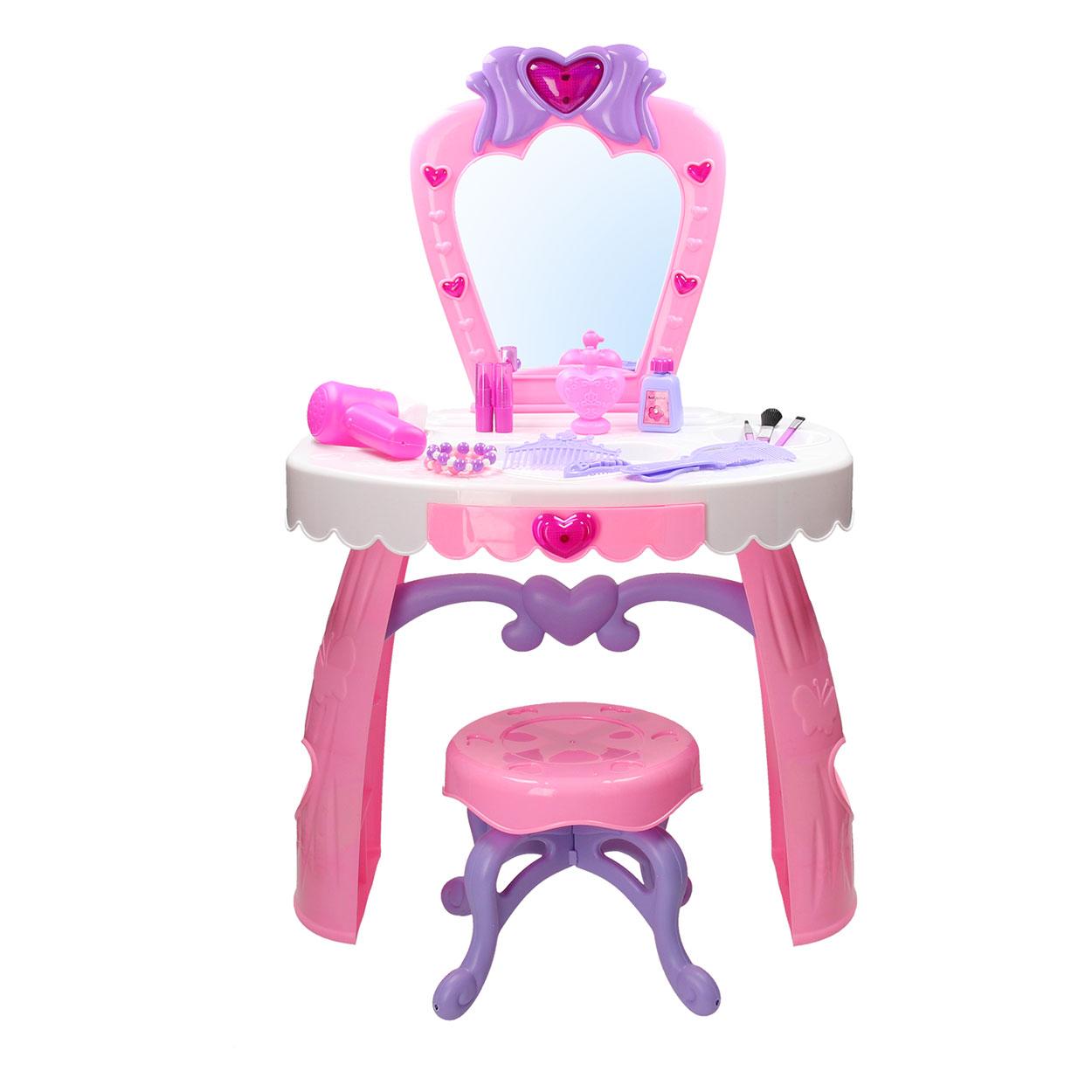 Fonkelnieuw Droom Kaptafel Licht & Geluid online kopen | Lobbes Speelgoed DX-88