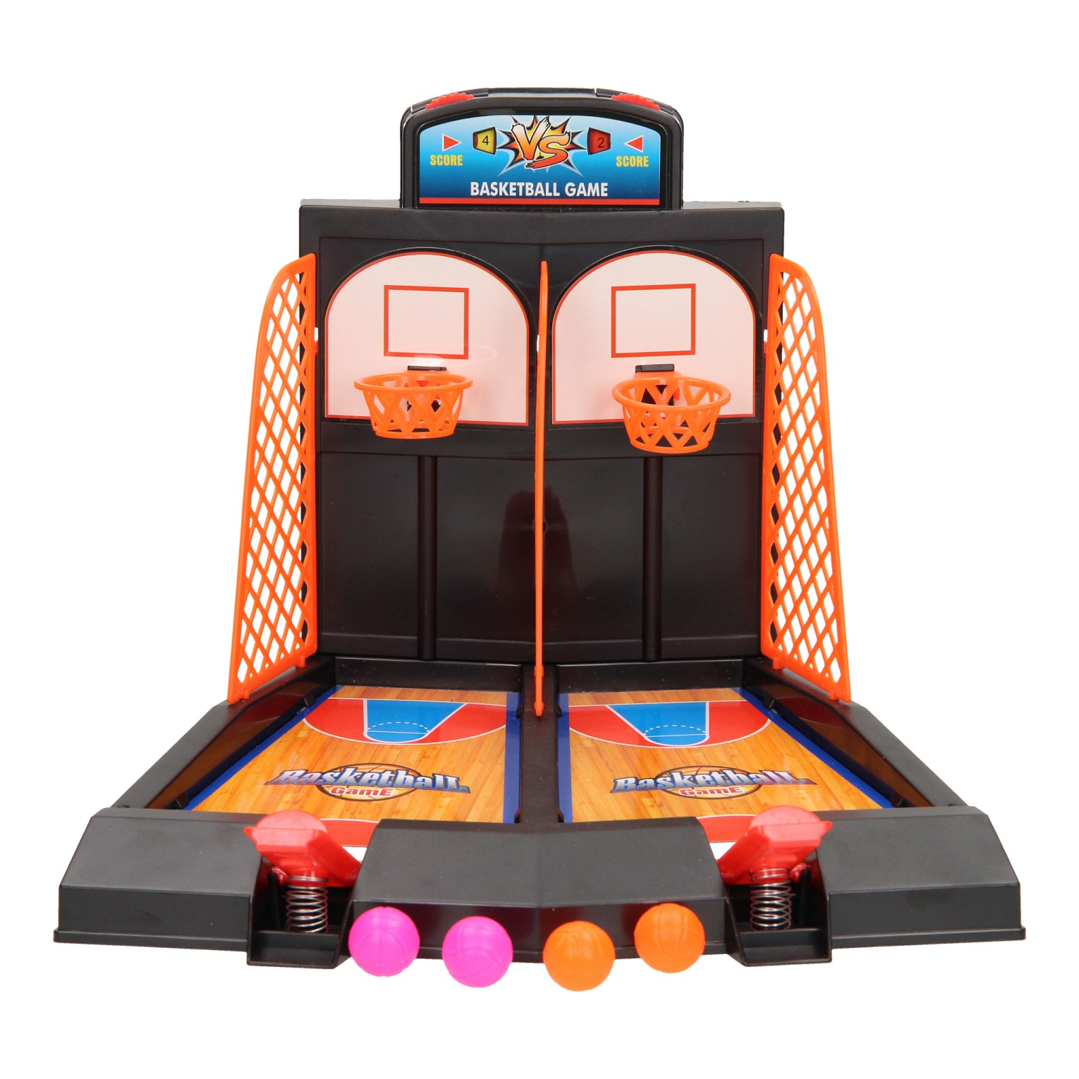 Basketbal Duel Spel