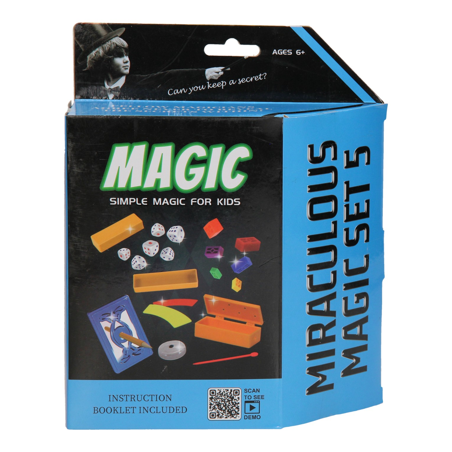Magic Miracolous Magie - Set 5