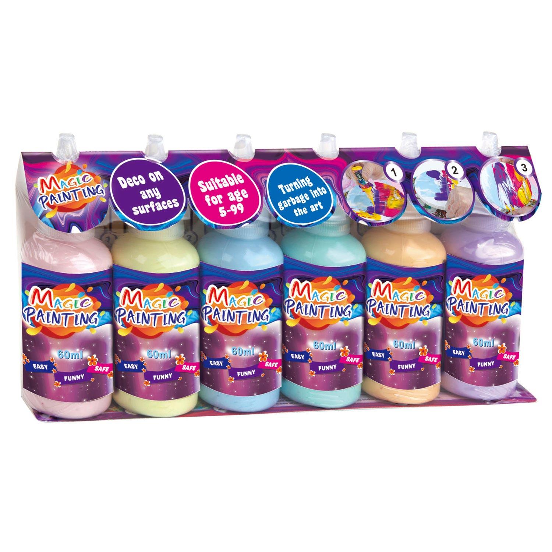 Verf setje met 8 kleuren voor kids speelgoed online kopen