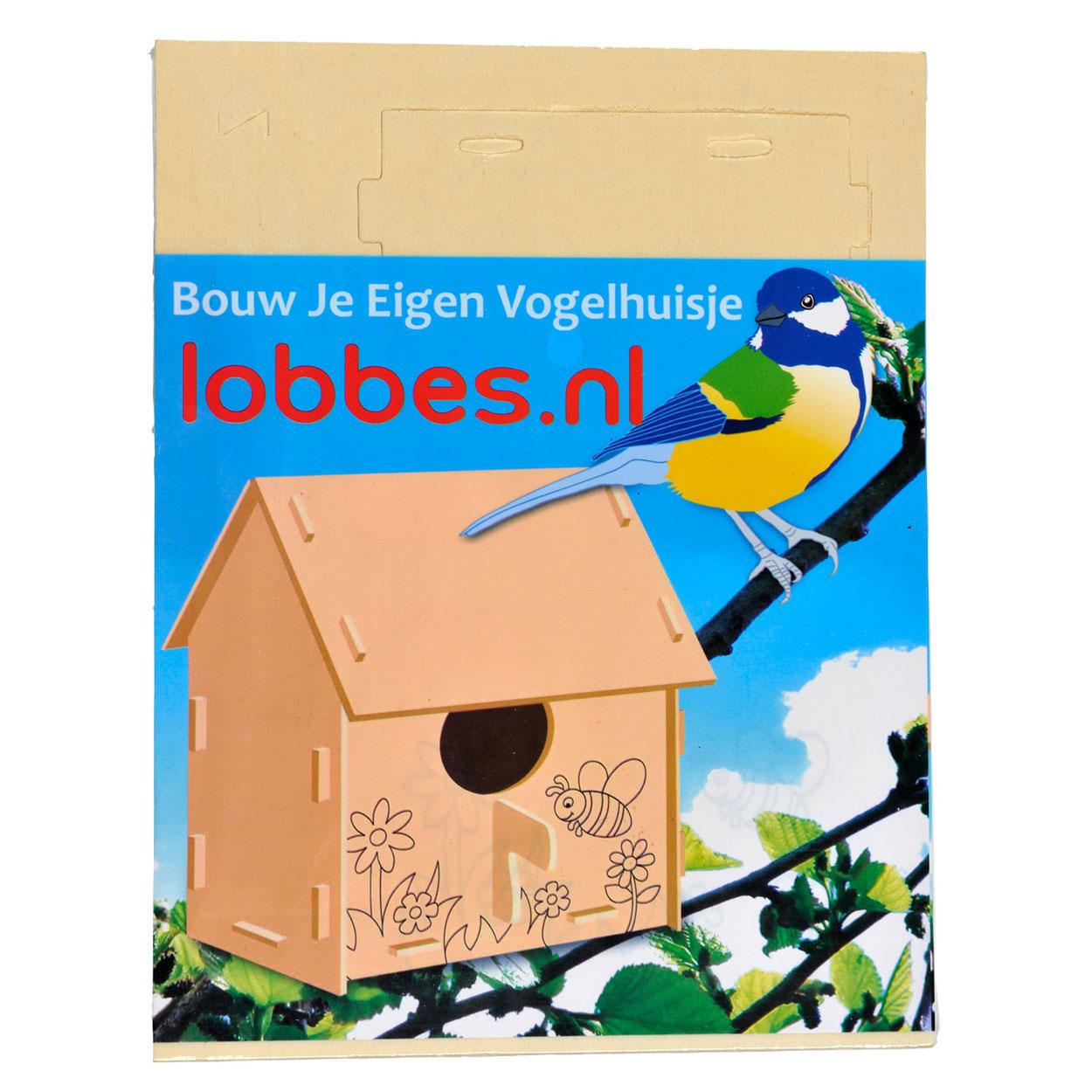 #0384C822394820 Maak Je Eigen Houten Vogelhuisje Variatie A Online Kopen Lobbes.nl Meest effectief Maak Je Eigen Droomhuis 3715 behang 125012503715 afbeeldingen